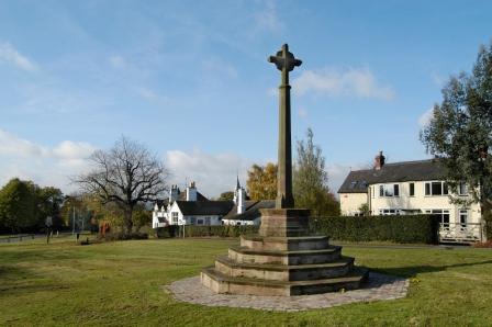 Barlaston Cenotaph