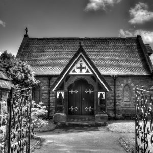 Barlaston Church by Tom Graham